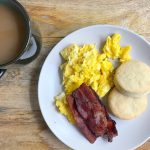 biscuits vegan gluten-free low fat high protein