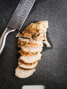 instant pot chicken best cooked protein sliced